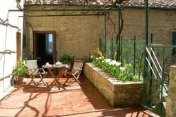 Vakantiehuis Casa Affreschi