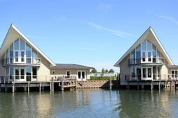 Vacation home Waterpark Veerse Meer