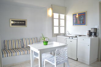 Elounda Garden Suites 4 pers downstairs