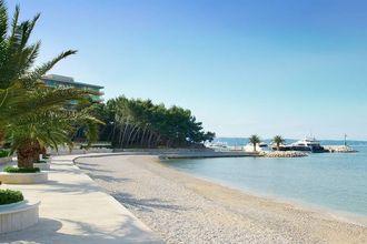 Luxury beach apartment