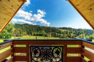 A luxury villa in the Tatra Mountains