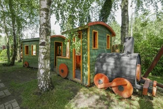 Eco friendly apartment cottages
