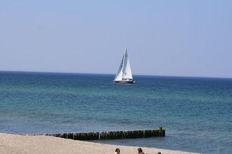 Strandnahe Ferienwohnung