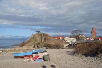 Haus Seestern im Ostseebad mit Sandstrand