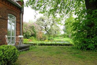 Am Breitling mit Garten