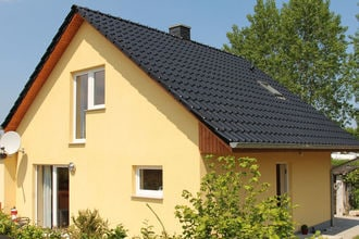 Haus Seepferdchen / Kamin / Börgerende / Ostsee