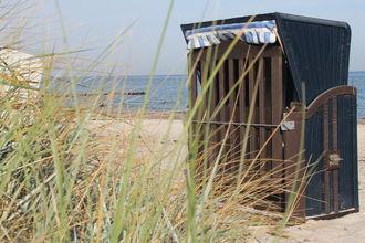 Terrassenwohnung/ Strand 216