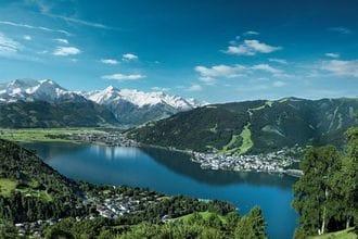 Mountain and Lake Twenty Two