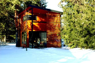 A modern holiday home