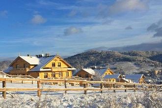 Luxus mountain apartments