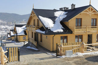 Luxus mountain apartments
