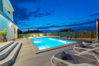 Modernly furnished Villa Ninna with Private Pool