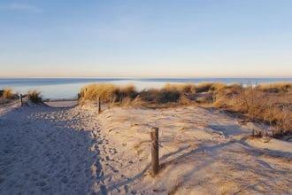 Ferienwohnung Strandkorb Insel Poel