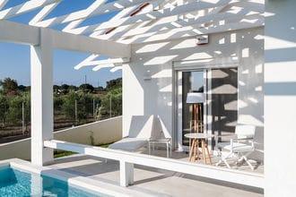 Private Pool Villa White Villas
