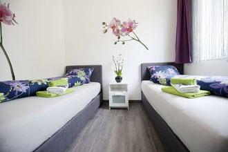 Nicol Design ground floor apartment