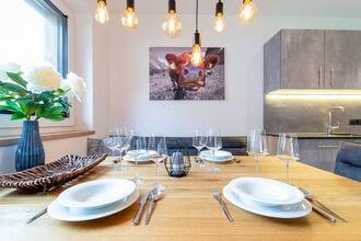 Luxury Apartment Hollersbach 4