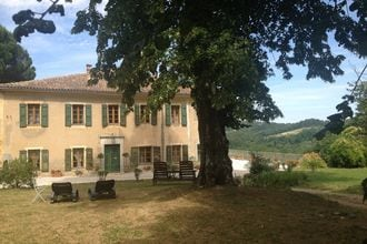 Landhuis Colognac Languedoc Roussillon Frankrijk EUR-FR-30460-03