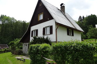 Rustig, gezellig huisje (72 m²) in een vakantiedorp nabij het bos. het vakantiehuis is een kleine uitbreiding ...