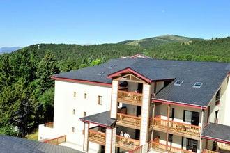 Appartement Font-Romeu-Odeillo-Via Languedoc Roussillon Frankrijk EUR-FR-66120-01