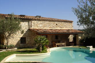 Vakantiehuis Saint-Privat-de-Champclos Languedoc Roussillon Frankrijk EUR-FR-30430-14