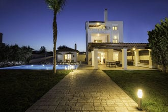 Gennadi Luxury Beach Front Villa