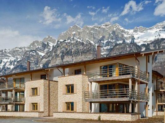 Appartement huren in Graubunden -   met wifi  voor 6 personen  De appartementen liggen verspreid ..