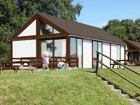 Eifelpark Kronenburger See 2 Ferienpark  Eifel in NRW