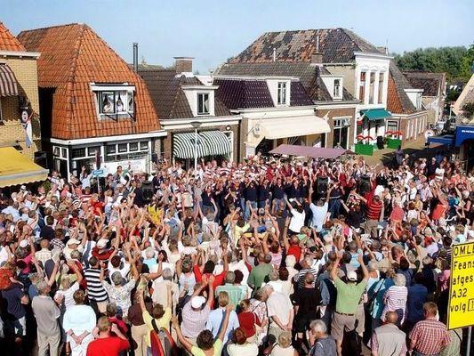 Vakantiewoning Nederland, Friesland, Akkrum Chalet NL-8491-01