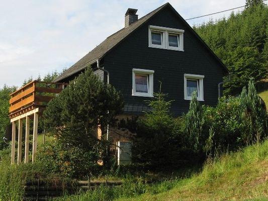 vakantiehuis Duitsland, Sauerland, Bad Laasphe vakantiehuis DE-57334-02