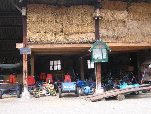 Ferienhaus Geräumiges Bauernhaus in Uden am See (60008), Bedaf, , Nordbrabant, Niederlande, Bild 24