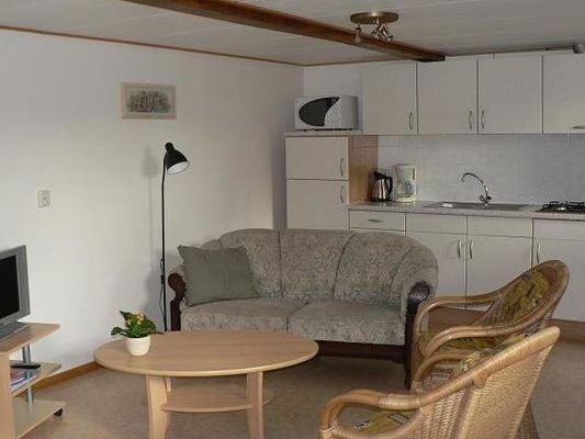 Ferienwohnung Geräumiges Apartment in Seenähe in Arum (61006), Grauwe Kat, , , Niederlande, Bild 4
