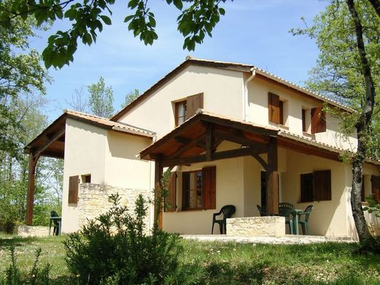 Frankrijk | Dordogne | Villa te huur in Gavaudun met zwembad  met wifi 8 personen