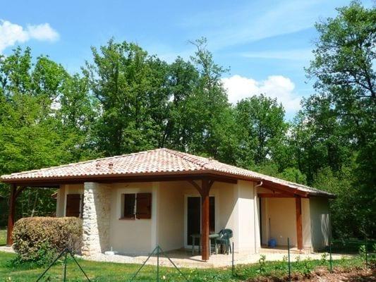 Frankrijk | Dordogne | Villa te huur in Gavaudun met zwembad  met wifi 6 personen