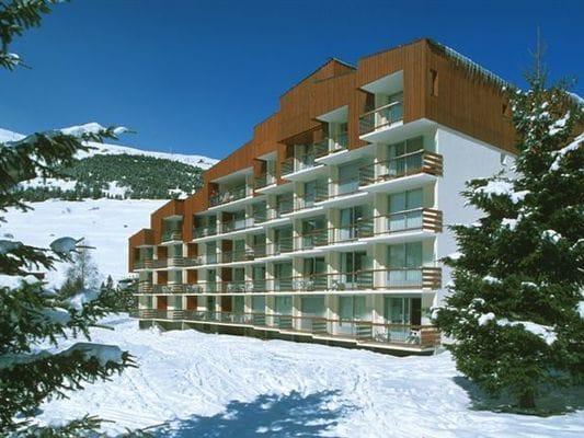 Appartement    Les Deux Alpes  Studio in het gezellige Les Deux Alpes, vlakbij de skiliften en het centrum.