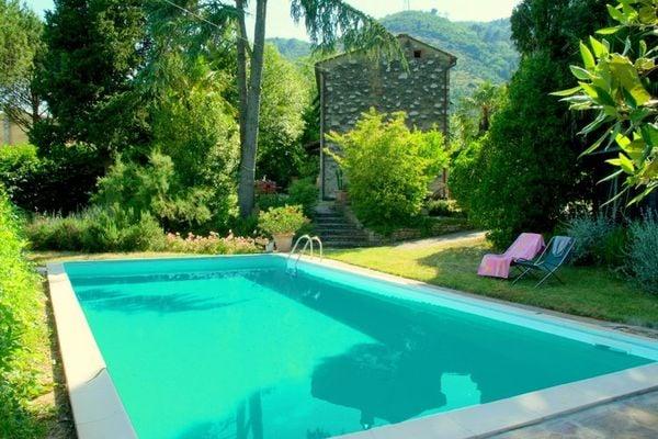 Vakantie accommodatie Lucca Toscane,Toscaanse Kust,Pisa-Lucca en omgeving 8 personen