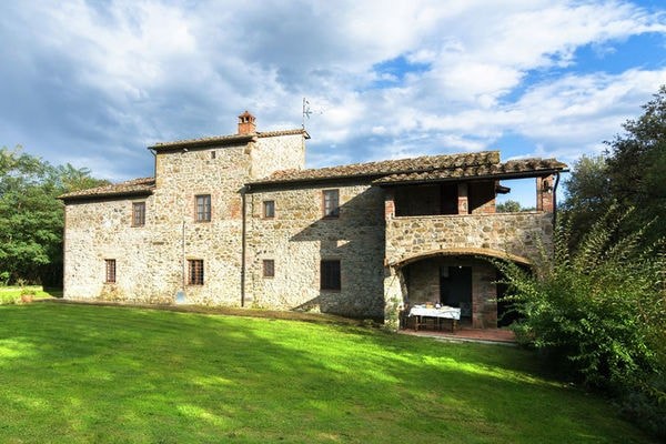 Vakantie accommodatie Bucine Toscane,Siena en omgeving 3 personen