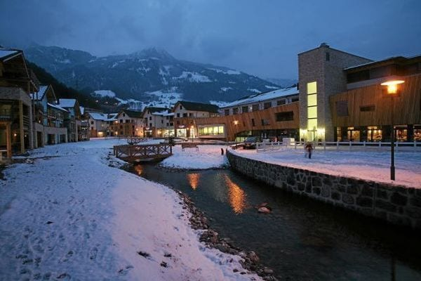 Resort Walensee 1 - Apartment - Unterterzen