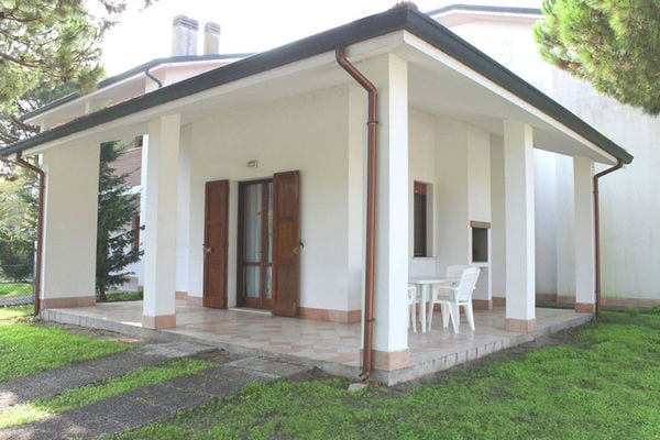 Vakantie accommodatie Lido di Volano Adriatische kust,Emilia-Romagna,Noord-Italië 6 personen