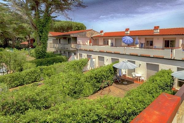 Vakantie accommodatie Giannella Toscane,Toscaanse kust,Toscaanse Kust 5 personen