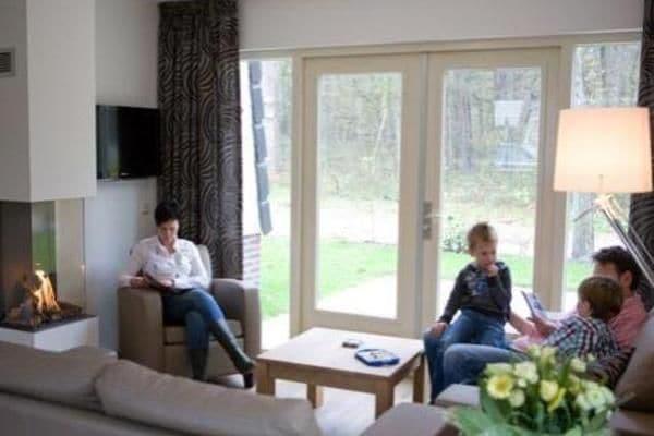 Ferienhaus Moderne Villa mit Dekokamin und Geschirrspüler in der Veluwe (778368), Woeste hoeve, Veluwe, Gelderland, Niederlande, Bild 6