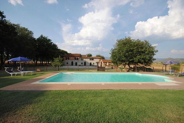Vakantie accommodatie San Marco In Villa Toscane 12 personen