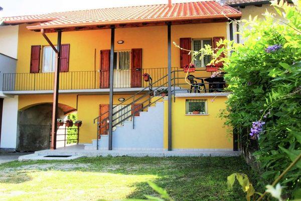 Vakantie accommodatie Castelletto sopra Ticino Italiaanse meren,Lago Maggiore,Lombardije,Noord-Italië 3 personen