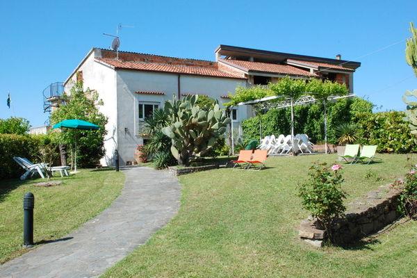 Vakantie accommodatie Ascea Napels / Campania 4 personen