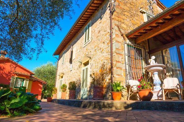 Vakantie accommodatie Montecatini Terme Toscane 3 personen