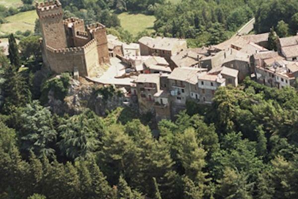 Castle Lazio Rome