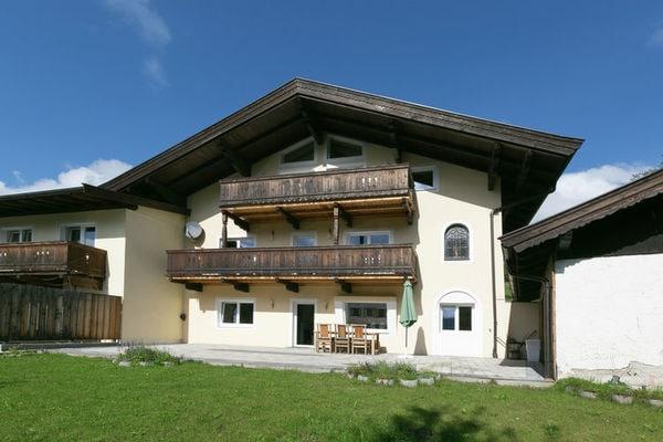 Chalet Brixen im Thale - Vakantiehuis Brixen 1 2 en 3