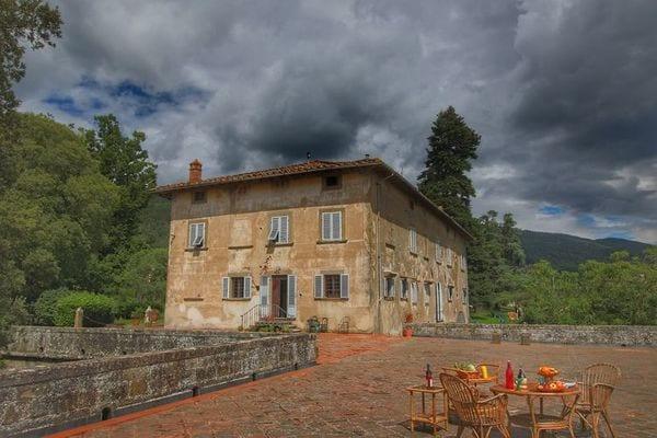 Vakantie accommodatie Rufina Toscane,Florence en omgeving 4 personen