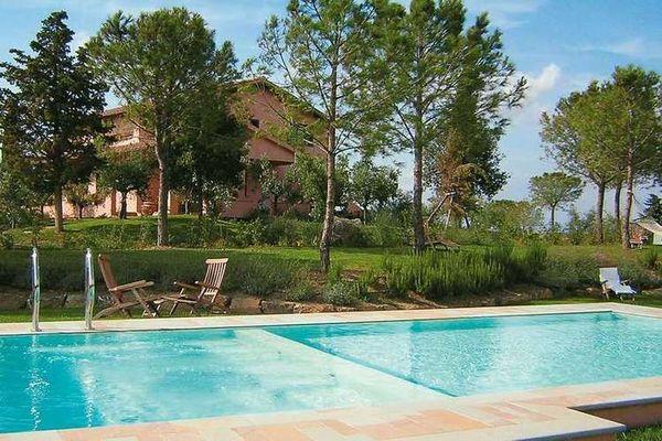 Vakantie accommodatie Grosseto Toscane,Toscaanse Kust 16 personen