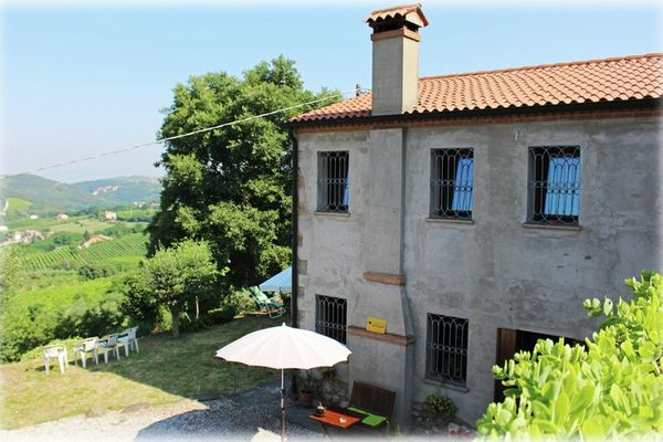 Vakantie accommodatie Noord-Italië,Veneto / Venetië Italië 4 personen