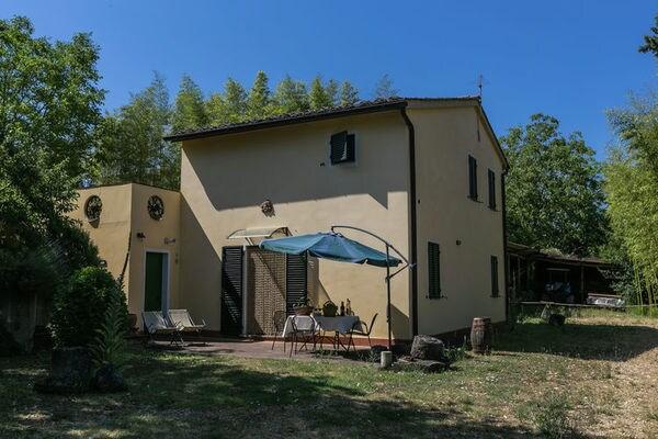 Vakantie accommodatie Monteroni d'Arbia Toscane,Siena en omgeving 4 personen